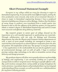 unique short personal statement examples this page tells about short personal statement examples there is also mention about how short personal statement top quality examples can help you