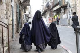 رد: حجاب اليهوديات
