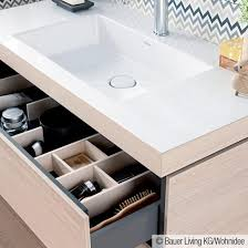 duravit vero air washbasin with l cube