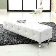 White leather coffee tables Living Room White Leather Coffee Table Long White Leather Coffee Table For Modern Living Room Living Room White Leather Coffee Table Thinkingpinoynewsinfo White Leather Coffee Table Modern Living Room Tufted White Leather