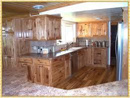 Hickory Kitchen Cabinet Knotty Hickory Kitchen Cabinet