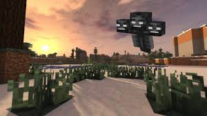 Minecraft Wither Boss Wallpapers - Top ...