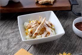 egg white grill bowl