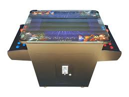 Cocktail Arcade Cabinet 2 Player Cocktail Arcade Machine With 60 Classic Games Goods
