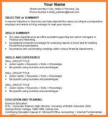how to write resume for job how to write resume for job 5 make techtrontechnologies com