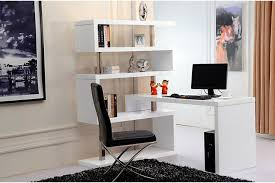 stylish home office desks. White Book Case/white Shelf/home Office Desk/computer Desk In For Stylish Home With Shelves Ideas Desks S