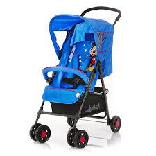 chollo carrito para bebe Hauck Sport Silla de paseo con diseño de Mickey  Mouse