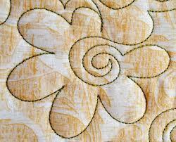 Free Motion Quilting Fun with Flowers | Machine quilting designs ... & Free Motion Quilting Fun with Flowers Adamdwight.com
