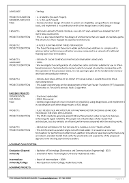 Asic Engineer Cover Letter