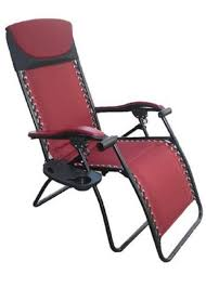 Patio Recliner Chairs Amazoncom Wilcor Deluxe Large Zero Gravity Fully Reclining