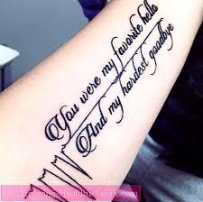 Krásné Tetování Pro Dívky Na Paži Typy Význam A Fotografie Péče
