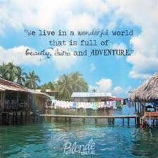 Quotes for travel 100 Inspirational Travel Quotes The Blonde Abroad 51