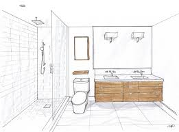 Innovation Bathroom Interior Design Sketches Best 25 Small Floor Plans Ideas On Inspiration