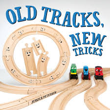 track tastic train activities for kids