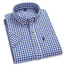 Nah bagaimana guys tentang trend busana muslim pria dengan kombinasi terbaru model masa kini tentu kamu merasa ingin memilikinya kan. Kcoyster Kemeja Kotak Kotak Pria Kemeja Kotak Kotak Kecil Lengan Pendek Kemeja Pria Kancing Ramping Pas Gaun Kasual Kemeja Pria Pakaian Musim Panas Men Clothes Men Plaid Shirtshirt Men Aliexpress