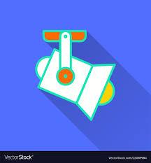 Spotlight Graphic Design Spotlight Icon For Graphic And Web Design