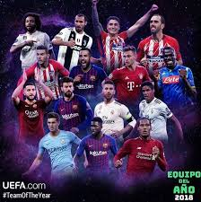 Fifa 20 toty fifa 19 toty fifa 18 toty fifa 17 toty fifa 16 toty. Once Ideal Uefa 2018 Toty Team Of The Year Nominados