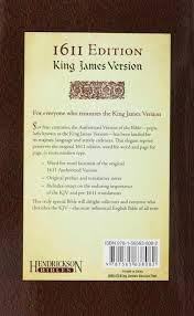 bible essays holy bible king james version edition hendrickson  holy bible king james version edition hendrickson holy bible king james version 1611 edition hendrickson publishers