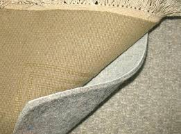 wool carpet pad