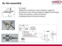 ppt video online download klixon overload relay ec fan assembly ec motor radial fan mounted on anti vibrating supports