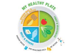 healthy food plate for kids. Fine Kids Develop Healthy Habits And Food Plate For Kids