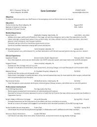 er tech resume 9 best best medical assistant resume templates