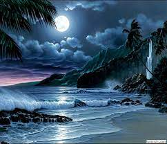 Moon Night New Hd Wallpapers Free ...