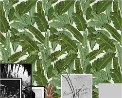 Beibehang Aangepaste Behang Verse Natuurlijke Groene Tropische