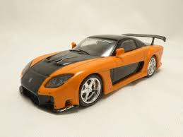 mazda rx7 fast and furious. image is loading han039smazdarx71997filmfast mazda rx7 fast and furious