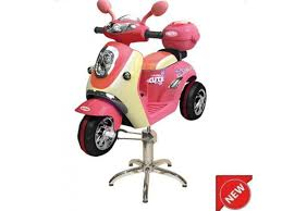 kid salon chairs. CHILD SALON CHAIR - ELECTRIC MOTO 8208P Αυτοκινητα για παιδια μωρα Kid Salon Chairs