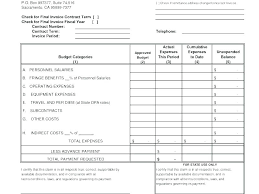 Payment Terms Template Standard Invoice And Conditions On An