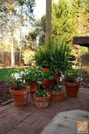 Decorating Patio With Potted Plants Decorating Patios Backyard Covered Patio  Ideas And Back Porch