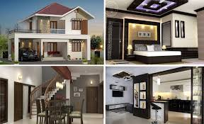 modern double story house design with interior views 6670 jpg