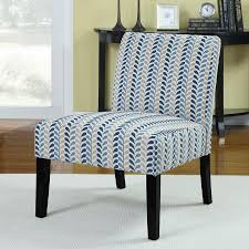 coaster fine furniture blue beige accent chair