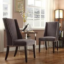 Ikea Dining Room Chair Covers Plain White Ikea Dining Chair Covers And Simple Railing Back