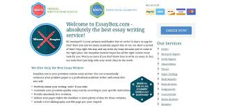 welcome to essay writing company page