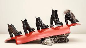 louis vuitton ankle boots. star trail ankle boot collection for women - louis vuitton fashion news ankle boots