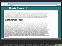 Как написать магистерскую диссертацию Изображение с названием write a master s thesis step 3