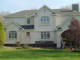 american brickface stucco exteriors