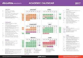 Academic Teaching Calendar Pdf Templates At