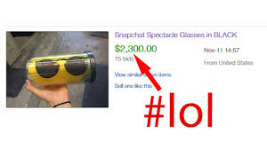 Used Vending Machines For Sale Ebay Magnificent People Are Paying Truly Stupid Amounts Of Money For Snapchat