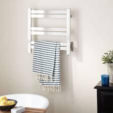 towel warmer rack. Brushed Stainless Steel Towel Warmer Rack A