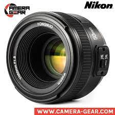 Yongnuo YN50mm f/1.8 - Yongnuo prime lens for Nikon - Camera Gear
