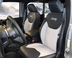 2016 jeep wrangler custom leather interior