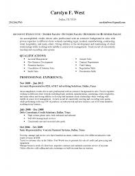 s and advertising resume