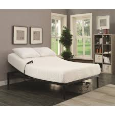 adjustable bed base only. Adjustable Bed Base Only, Mattress Not Included; Image May Represent Size Indicated Only E
