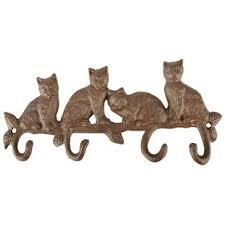 Cat Coat Rack Dog Tail Coat Hooks Wayfaircouk 34