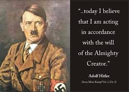 Hitler Christianity Quotes Best of Academic Atheism