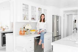 sydne style shows kitchen remodel ideas for white marble glam decor