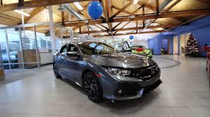 2018 honda civic hatchback grey. 2017 honda civic sport | grey hu404046 seattle sumner 2018 hatchback